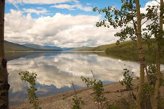 Photo: Start am Quiet lake