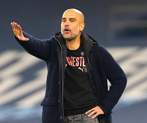 """Guardiola na het halen van halve finales erg onder de indruk: """"Misschien liegt hij wel, hij is zo goed voor een 17-jarige"""""""