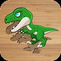 Dinosaur Park: Kids Puzzle