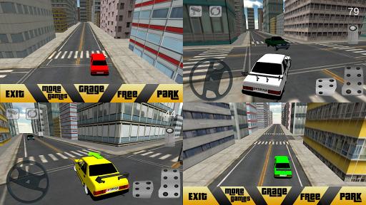 주차장 게임 3D