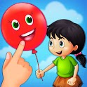 Balloon Pop Kids Learning Games icon