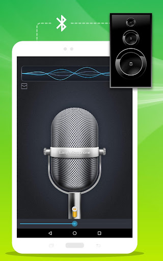 Easy Microphone  - Your Microphone and Megaphone 1.4.4 PC u7528 8