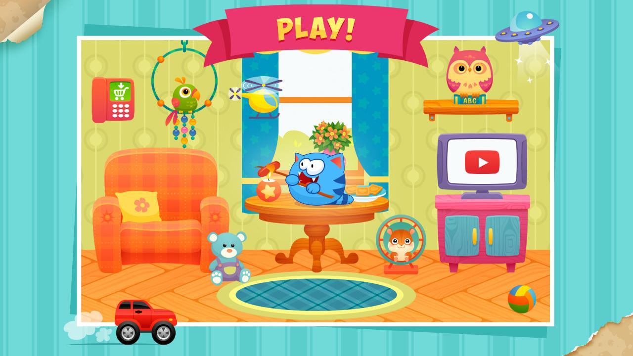 Screenshots of MewSim Pet Cat for iPhone