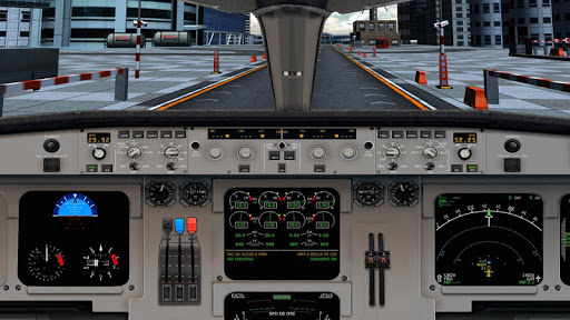 Flight Simulator 3D Pilot apklade screenshots 2