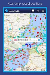 MarineTraffic ship positions 1
