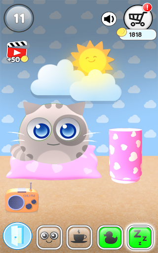 玩免費休閒APP|下載My Chu 2 - Virtual Pet app不用錢|硬是要APP
