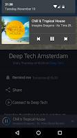 Screenshot of Digitally Imported Radio
