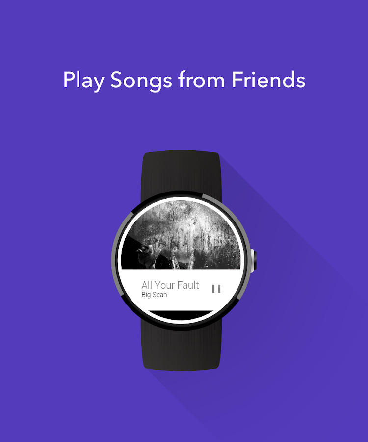 Rithm - Free Music Messaging- screenshot