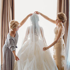 Wedding photographer Marina Fadeeva (Fadeeva). Photo of 22.01.2017