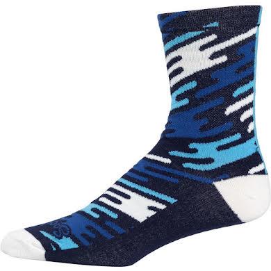 All-City Flow Motion Socks 8 inch