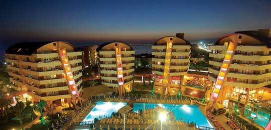 Alaiye Resort & Spa Hotel