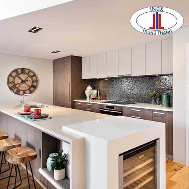 nhà bếp đẹp 2019