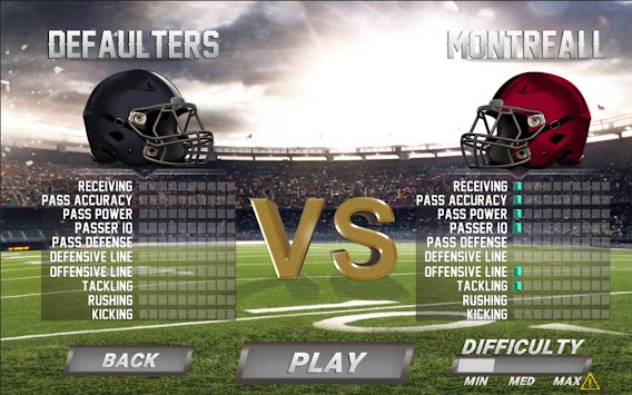 American Football Champs apk screenshot