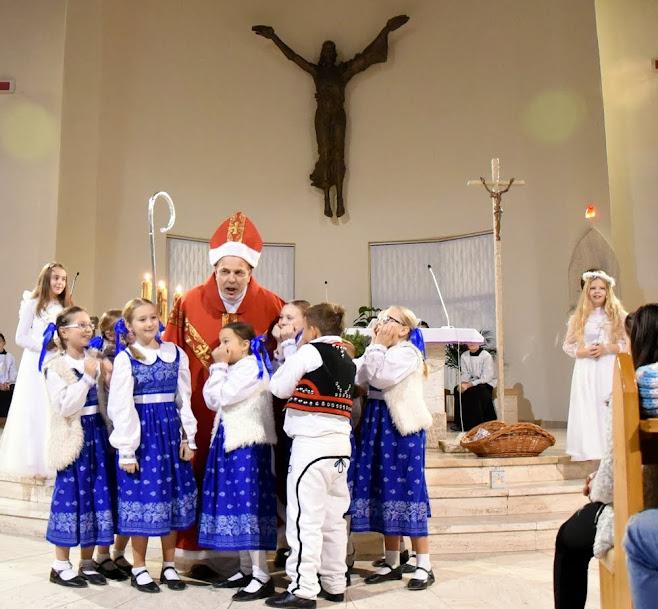 Sv. Mikuláš v Kostole Krista Kráľa