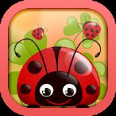 Cute Ladybug Theme