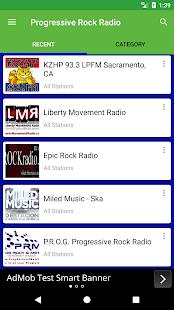 Progressive Rock Radio - náhled