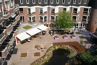 Photo: Woonzorgcentrum De Rietvinck is in 2009 fraai gerenoveerd