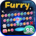 Furry Monsters Keyboard Theme icon