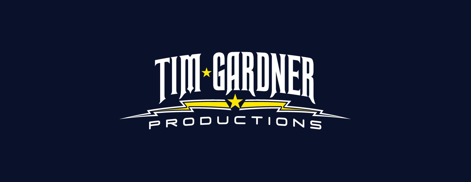Tim Gardner Productions Logo