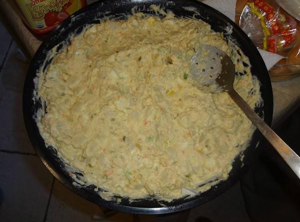 Gia's Famous Potato Salad Recipe