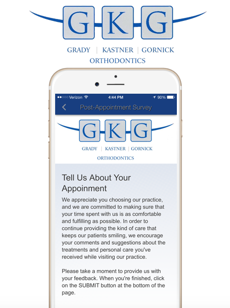 GKG Orthodontics- screenshot