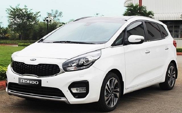 Kia Rondo 2018 được sản xuất bởi Kia Motor của Hàn Quốc (Nguồn: Internet)