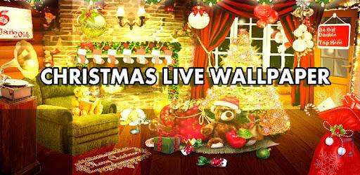 Live Wallpaper Weihnachten.Christmas Live Wallpaper Apps Bei Google Play