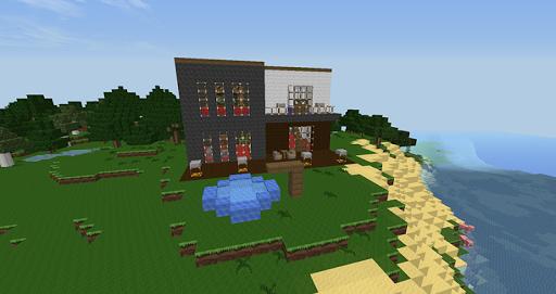 House Building Minecraft Ideas
