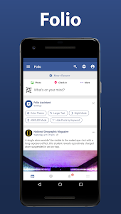 Folio for Facebook & Messenger 3.5.3 b663 (Premium) (Mod) (AOSP) (Arm64-v8a)