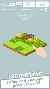 Flower 2048- screenshot thumbnail