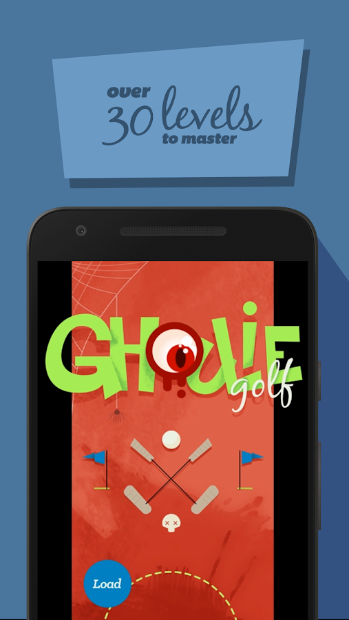 Ghoulie Golf- screenshot