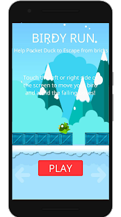 BIRDY RUN Screenshot