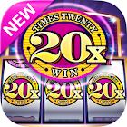 Viva Slots Vegas Free Slot Jackpot Casino Games icon