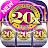 Viva Slots Vegas™ Free Slot Jackpot Casino Games Icône