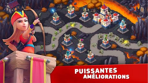 Toy Defense Fantasy - TD Strategy Game  captures d'u00e9cran 12