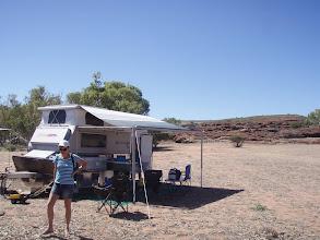 Photo: Murchison Station camp
