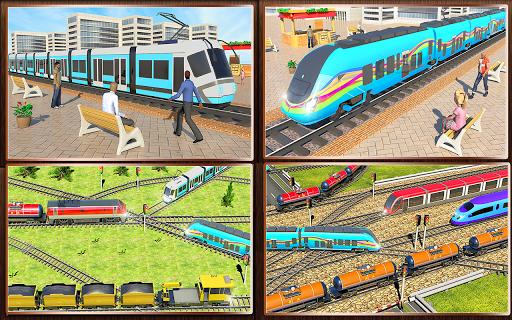 Indian Train City 2019 u2013 Oil Trains Game Driving filehippodl screenshot 8