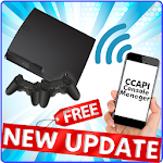 CCAPI Console Manager for PS3 - New Version 1.0