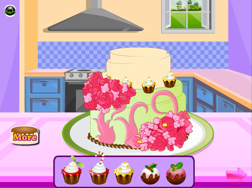 cooking games chocolate cake 3.0.0 screenshots 1