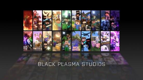 Black Plasma Studios Bed Wars