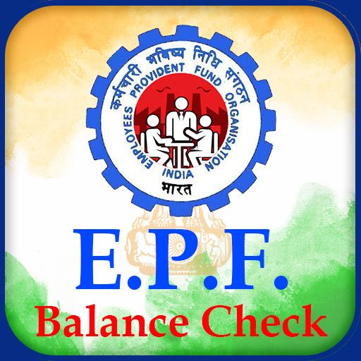 EPF Balance Check , PF Passbook UAN App