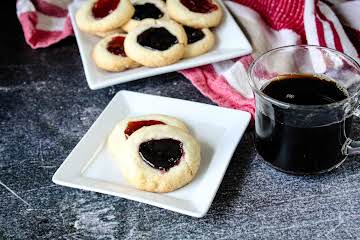 Thumbprint Cookies The Ultimate Best!