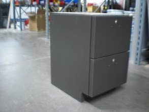 Photo: Sing Honeycomb sandwich panels not only make beautiful home furnishings but can make the finest lightweight file cabinets for the commercial setting
