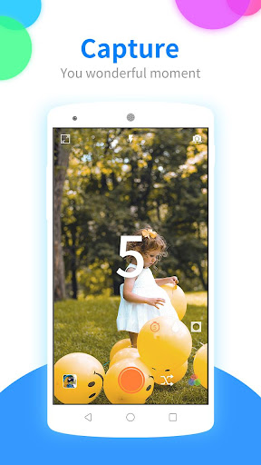 HD Camera Selfie Beauty Camera 1.2.1 screenshots 4