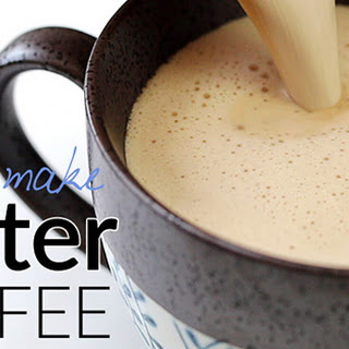Butter Coffee.
