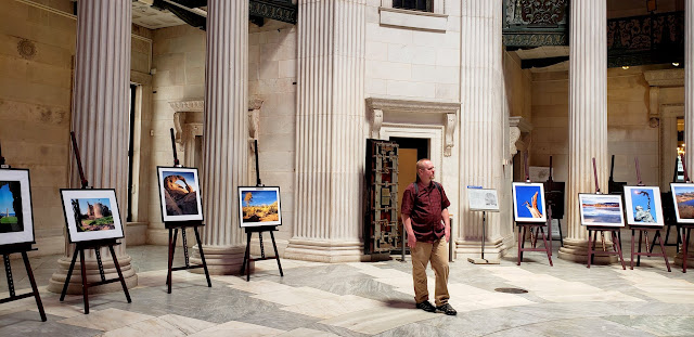 Me in Federal Hall