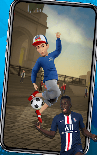 PSG Soccer Freestyle screenshot 16