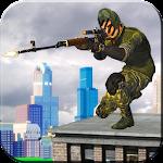 City Sniper Gun Shot Rival War Icon