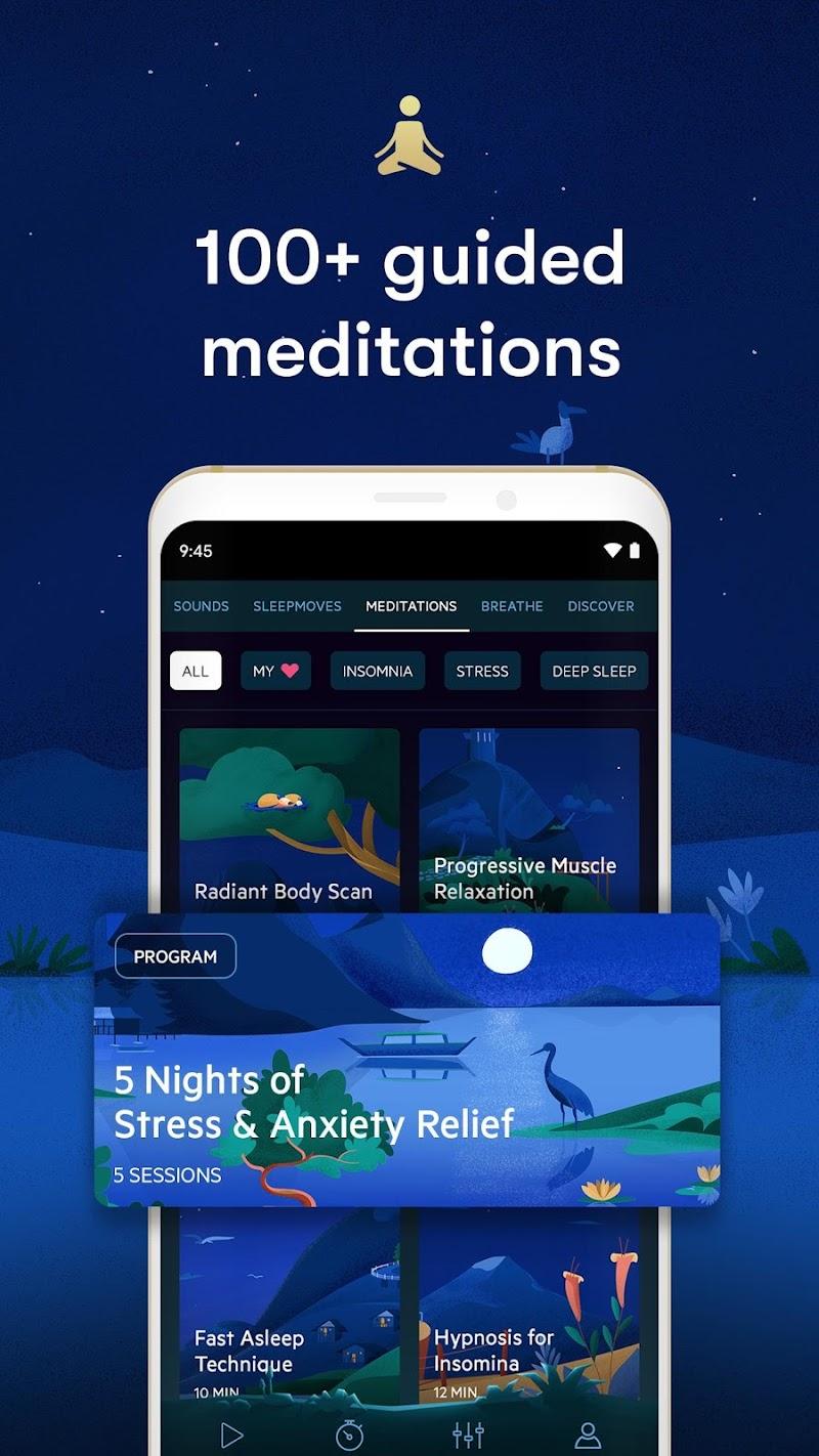Relax Melodies: Sleep Sounds Screenshot 3
