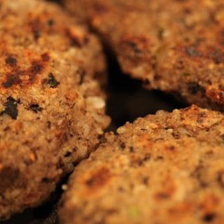 Vegan Nut Burger Recipes.